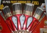 General Purpose ручки чисто щетинки изготовления 100% щетки краски деревянный