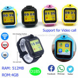 Gift D18s를 위한 3G/WiFi Sos Safety Kids GPS Tracker Watch