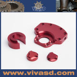 Précision personnalisée du matériel d'aluminium CNC Usinage de pièces auto Pièces de voiture