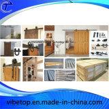 """Hardware en forma de """"U"""" de madera de la puerta deslizante del granero del surtidor de China"""