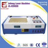 Macchine potabili della macchina per incidere del laser del timbro di gomma per la piccola impresa con buona qualità