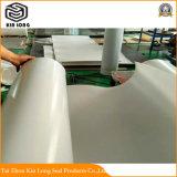 Plaque de PTFE utilisées pour l'isolation électrique de matériaux et de doublure de support de la corrosion de contact, l'appui bloc coulissant, joints de la rampe de matériaux et de lubrification