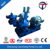 Pompe centrifuge électrique d'eau propre d'irrigation agricole d'aspiration de fin d'étape simple