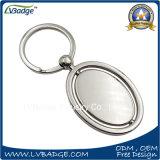 Alta qualidade personalizado Anel de metal em liga de zinco em metal