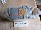小松(705-52-30080。 WA350)ローダーギヤポンプ油圧ギヤポンプConsctructionの機械装置の予備品