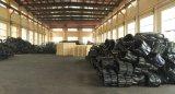 Trilhas de borracha da máquina escavadora (350*52.5*86) para a maquinaria de construção (Takeuchi)