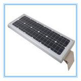Cer RoHS FCC 50W alle in einem Solar-LED-Straßenlaternefür im Freienbeleuchtung