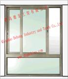 Belüftung-vertikales schiebendes Schärpe-Fenster