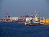 20FT/40FT/40hc container die van China aan Guinea verscheept