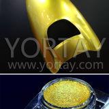 真珠Pigment 10-60um、Golden Series Mica Pearlescent Powder