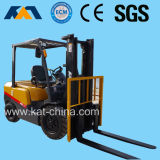 Nuovo Apperence 2-4ton Forklift Truck, Diesel Forklift con CE