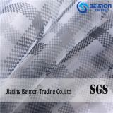 Популярная напечатанная 100%Polyester ткань ткани Organza