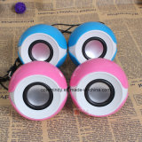 Neutral Grosses Augen-Mädchen Mini-USB-Lautsprecher