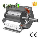 5KW 150rpm 3 Fase AC baixa velocidade/rpm gerador de Íman Permanente síncrona, vento/Água/Potência hidrostática
