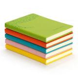 Livre d'impression de livre À couverture dure de service d'impression de couverture de papier d'emballage rétro
