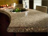 Pietra materiale del quarzo del controsoffitto della cucina di elevata purezza