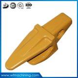 バケツの歯または小松の部品または猫の歯を搭載する小型掘削機の油圧バックホウを造ること