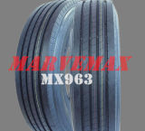 Marvemax Smartway Fernbeförderungs-Förderwagen-Gummireifen-Großverkauf