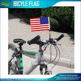 Fiberglassポーランド人(M-NF15P07005)の習慣PVC Bicycle Flag
