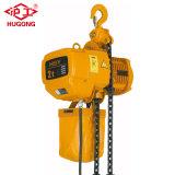 Beste auserlesene Hsy 5ton elektrische Kettenhebevorrichtung hergestellt in China
