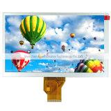 Pantalla LCD de 9 pulgadas de 800*480 con pantalla táctil capacitiva