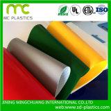 Laminazione del PVC con la tela incatramata/tela di canapa per il coperchio di /Truck della tenda e gonfiabile del tessuto