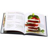Auto su ordinazione che pubblica stampa poco costosa del libro del cuoco