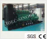 La norma ISO100 Kw grupo electrógeno de gas de combustión