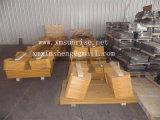 中国の幼虫のローダーのバケツの最先端の耐久力のある側面のカッター