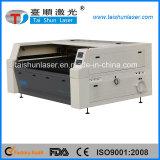 Láser de CO2 máquina de corte para Uniformes / juego de negocio (TSHY-180100LD)