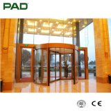 3-ala puerta giratoria automática con certificado CE