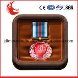 2016 médailles militaires faites sur commande en alliage de zinc d'arrivée neuve chaude de vente