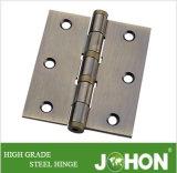"""Teniendo la puerta de acero o hierro bisagra hidráulica (3,5""""x3"""" Herraje de muebles)"""