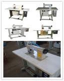 Máquina de renda ultra-sônica para produção de etiqueta e marca comercial, Ce aprovado