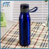 Il nuovo alluminio su ordinazione mette in mostra la bottiglia di acqua