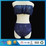 Underwears descartáveis não tecidos Calcinha uma vez Usar Briefs