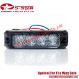 12W для поверхностного монтажа решетки светодиод аварийной сигнальной лампы автомобиля