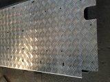 1050 aluminium In reliëf gemaakt Blad voor Dakwerk