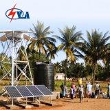 Gleichstrom-Spannungs-angeschaltene Bohrloch-Solarpumpen für Pool und Teich