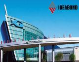 15 лет гарантии ПВДФ покрытие алюминиевых композитных оформление панели
