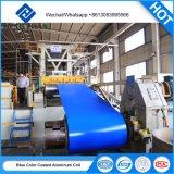 La Chine compétitifs 3003 Toiture en alliage aluminium PVDF couché couleur pour l'extérieur de la bobine