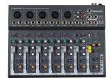 7 canaux avec 3EQ Console de Mixage MP3 F 7