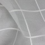 Grande tela 100% da manta do algodão do Tartan do projeto da planície da qualidade