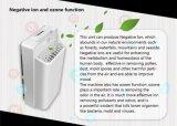 Очиститель воздуха дома фильтра 6 этапов с датчиком лазера