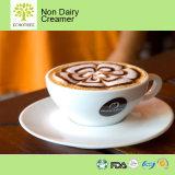 قهوة مقشدة - مقشدة خام لأنّ قهوة
