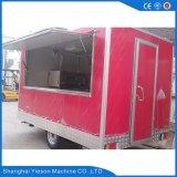 Машина мороженного для передвижных тележки и тележки еды