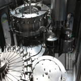 La baja temperatura de gas Tipo de Bebidas Máquina de Llenado