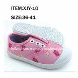 Для женщин обувь ЭБУ системы впрыска Canvas обувь (FFXJY-3)