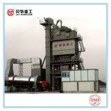 160 toneladas por o fabricante de confiança experiente de tratamento por lotes da máquina de mistura do concreto do asfalto da hora