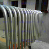 Busbar van de Anode van het Koper van Ni /Nickle/van Zr Beklede Schakelaar voor Elektrische Chemische Industrie